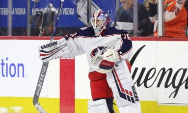 Red Wings Need to Explore a Goalie Deal With the Blue Jackets