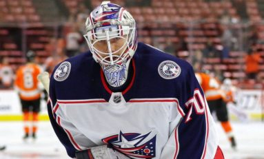 THW's Goalie News: Korpisalo On the Mend, Holtby Safe, and More