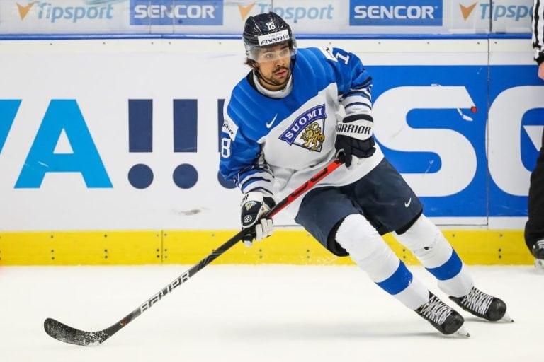 Joonas Oden Team Finland