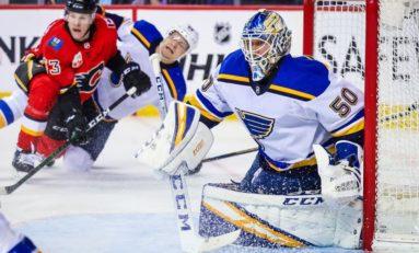 THW's Goalie News: Vasilevsky, Binnington, Andersen & More