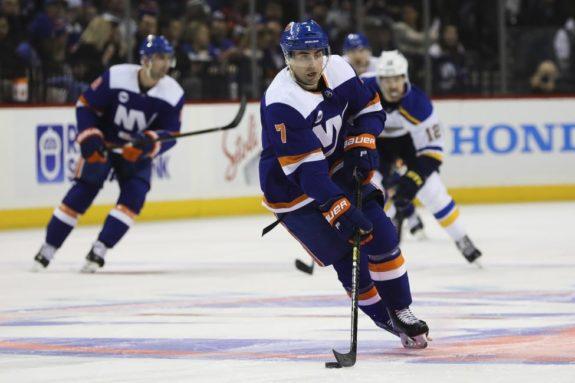 New York Islanders Jordan Eberle