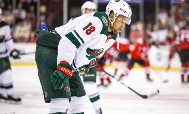 Wild's Depth Upfront Could Be Difference Maker This Season