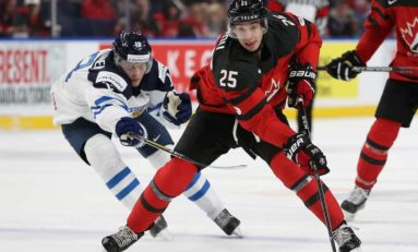 World Juniors Day Two: 5 Takeaways