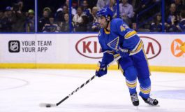 Jordan Schmaltz's Future With the Blues