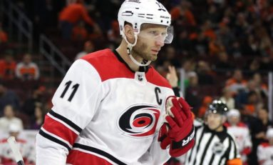 Will Hurricanes' Staal Slide in Seamlessly?
