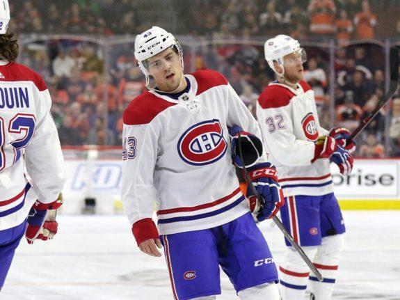 Jordan Weal, Montreal Canadiens