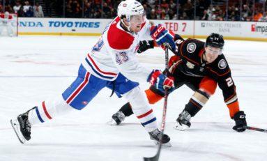 Canadiens Need To Keep Jordan Weal