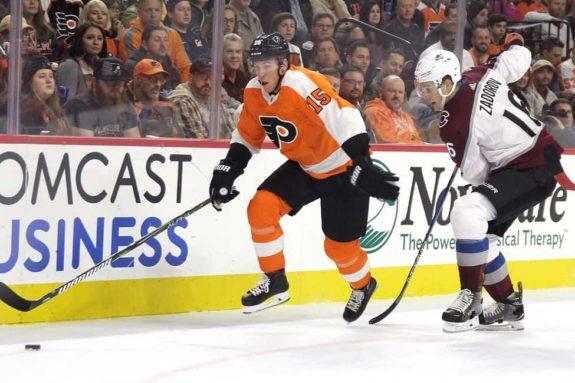 Jori Lehtera Philadelphia Flyers