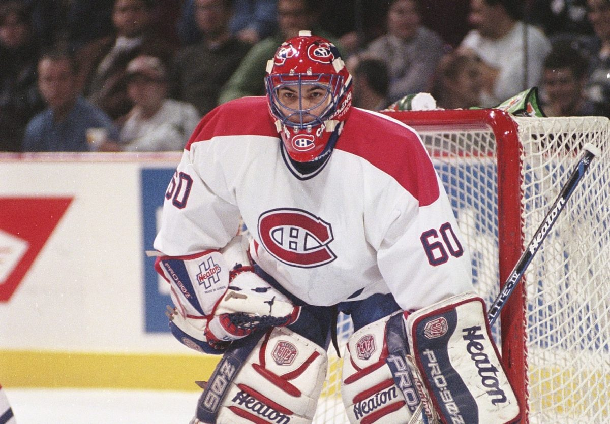 Jose Theodore Montreal Canadiens