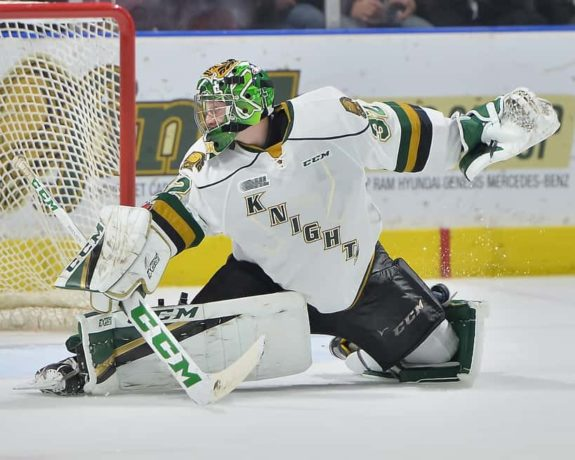 Joseph Raaymakers London Knights