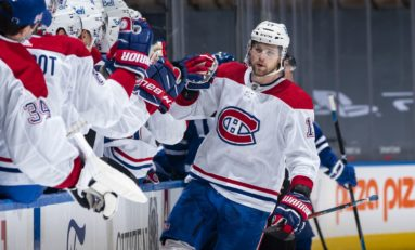 Josh Anderson's Canadiens Debut Should Make Marc Bergevin Proud