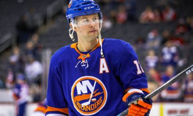 Bailey, Greiss Help Islanders Hold on to Beat Rangers 4-2