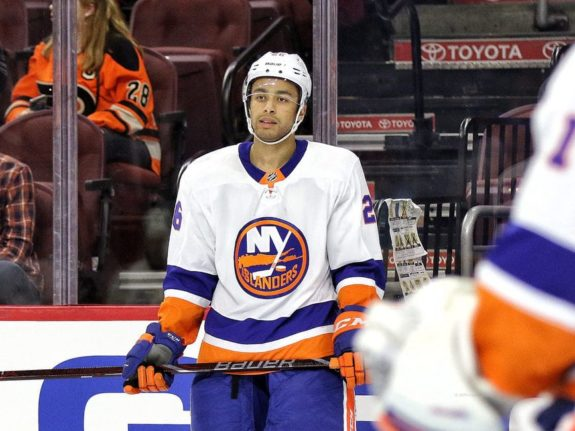 Josh Ho-Sang - Islanders