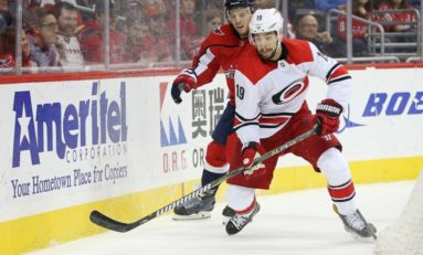Hurricanes Trade Jooris to Penguins
