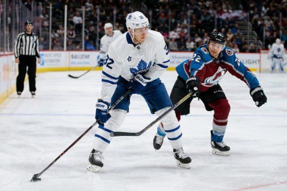 Josh Leivo, Toronto Maple Leafs