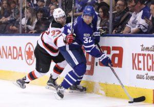 Josh Leivo Toronto Maple Leafs