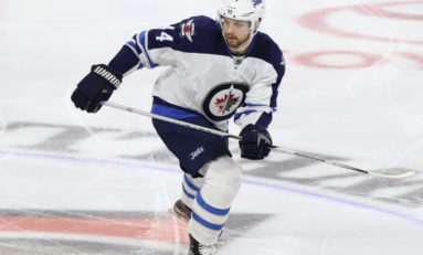 Q & A with Josh Morrissey of the Winnipeg Jets