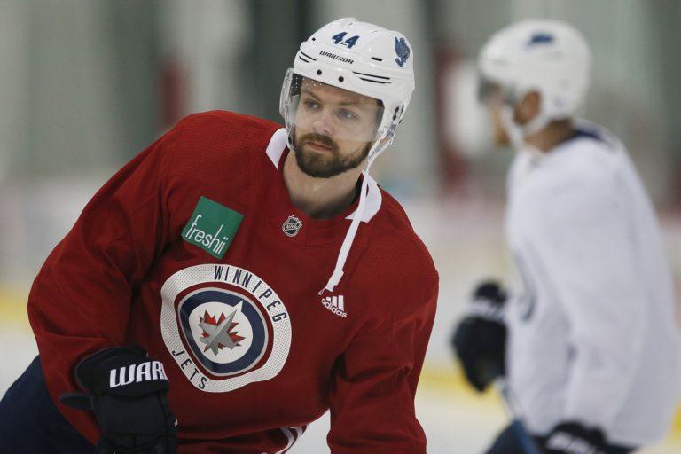 Winnipeg Jets' Josh Morrissey