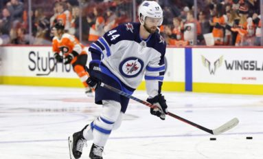 Jets' Morrissey Ready for Monstrous Role in Round One