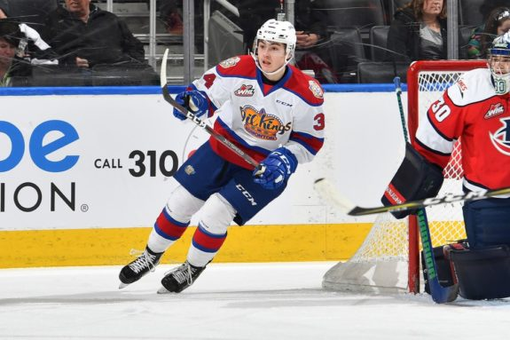 Josh Williams Edmonton Oil Kings