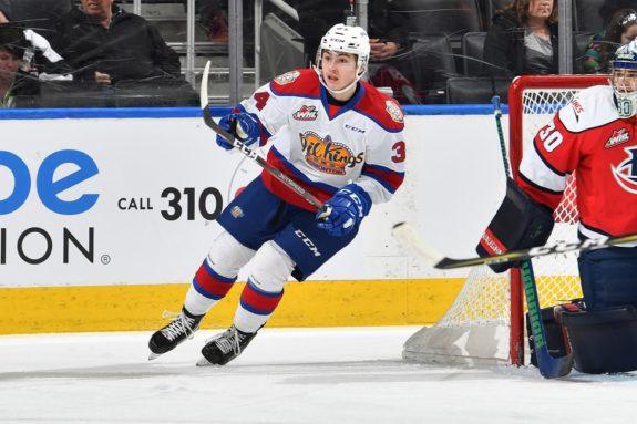Josh Williams Edmonton Oil Kings
