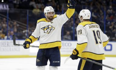 Win or Lose, Appreciating Roman Josi's Norris Trophy-Worthy Season