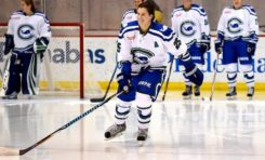 Q & A with the Connecticut Whale's Juana Baribeau