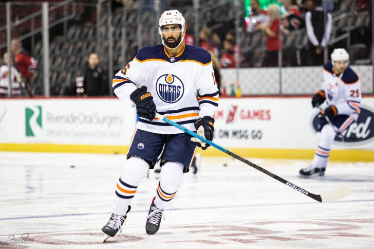 Jujhar Khaira Edmonton Oilers