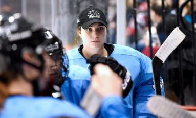 Julia DiTondo: No Overlooking the Beauts' Third Goalie