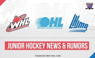 Junior Hockey News & Rumors: Foudy Recalled, Sutter's Milestone & More