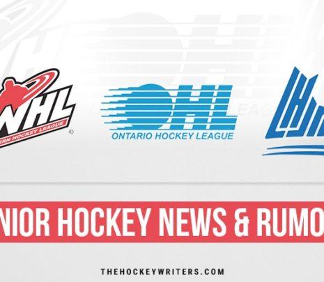 Junior Hockey News & Rumors: Jan Mysak & Raising Kane, Little to the Rafters