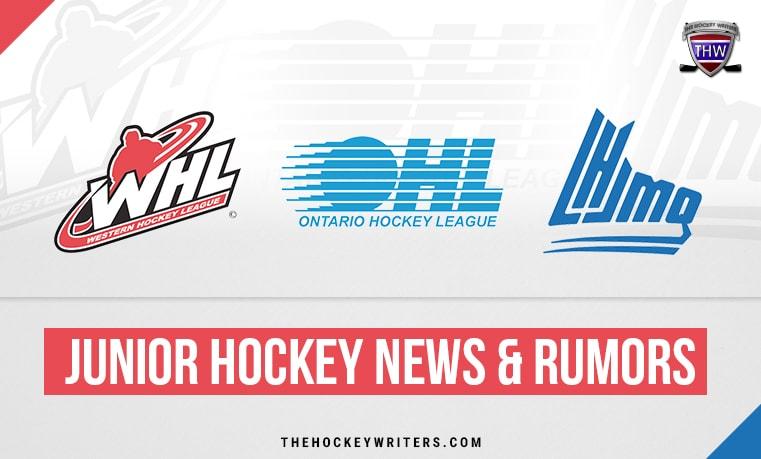 Junior Hockey News & Rumors