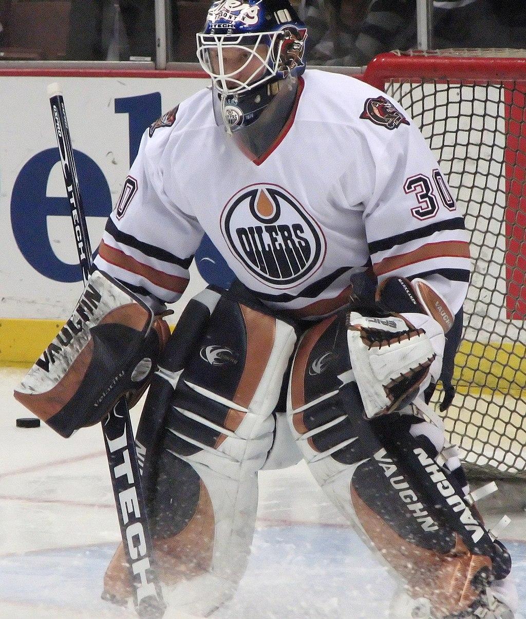 Jussi Markkanen Edmonton Oilers