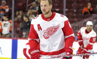 How to Fix the Red Wings' Jerseys