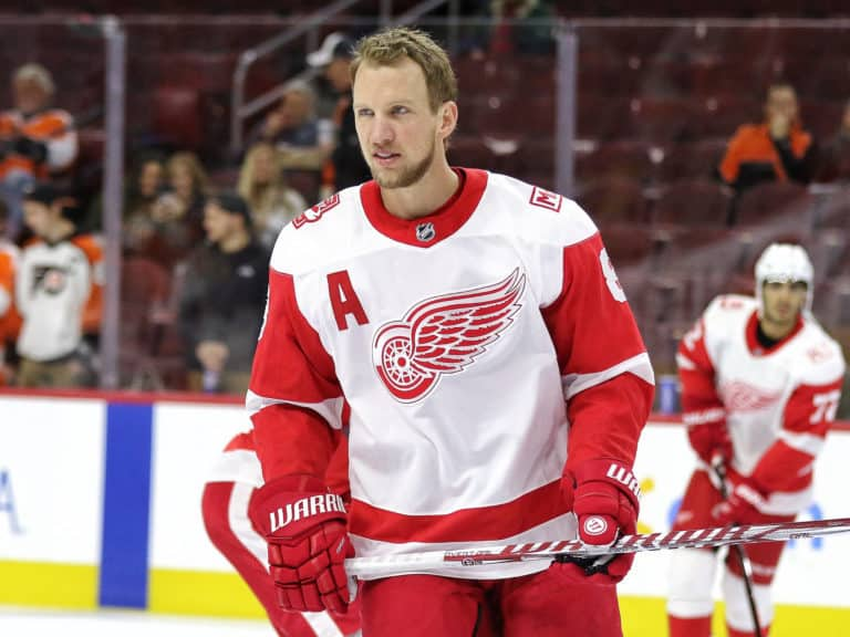 Justin Abdelkader, Detroit Red Wings