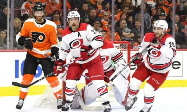 Hurricanes' Faulk on Darling & Defense