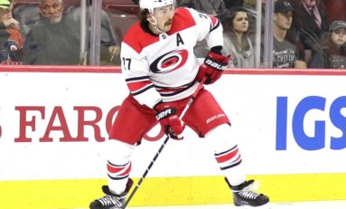 Faulk Trade a Long-Term Win for Hurricanes