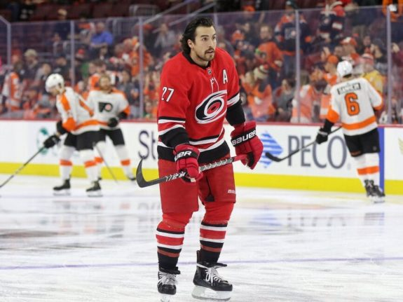 Justin Faulk, Carolina Hurricanes