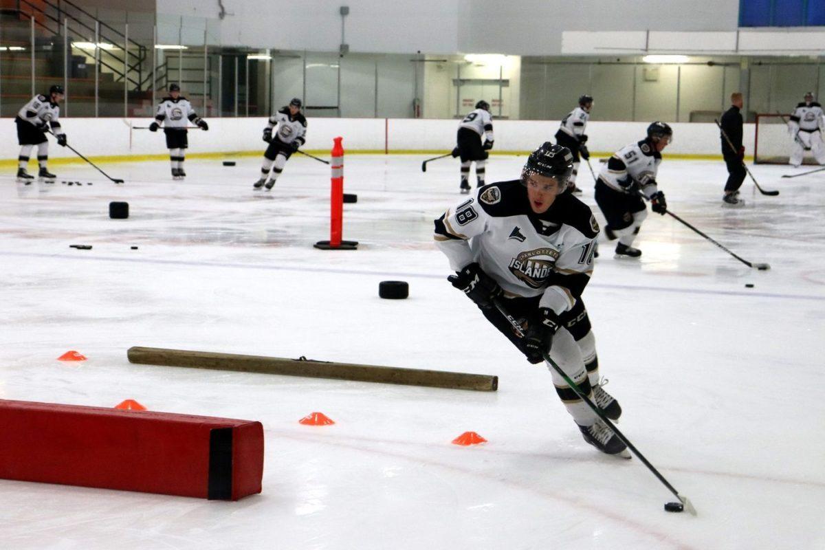 Justin Gill Charlottetown Islanders