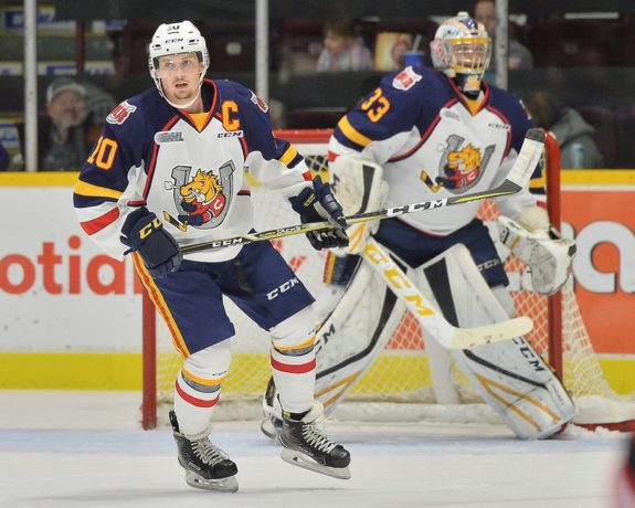 Justin Murray Barrie Colts