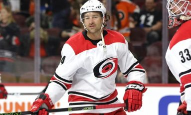 Defending Champion Caps Face 'Mr. Game 7' and the Hurricanes