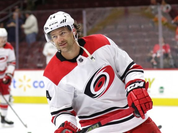 Justin Williams Carolina Hurricanes