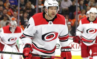 Takeaways From Justin Williams' Heroic Return to Hurricanes Lineup