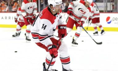 Hurricanes' Justin Williams Beyond Anger