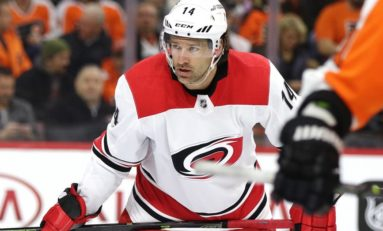 Williams Is the Hurricanes New Captain