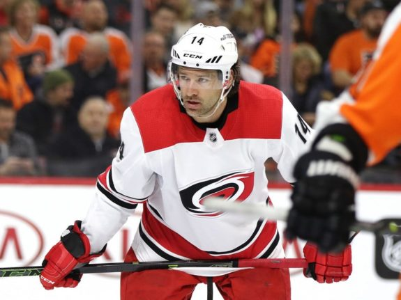 Justin Williams Hurricanes