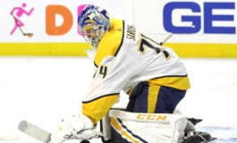Predators Make up for Mistakes, Come Back to Beat Capitals 5-4