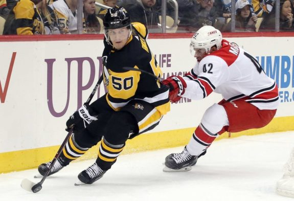 Pittsburgh Penguins defenseman Juuso Riikola