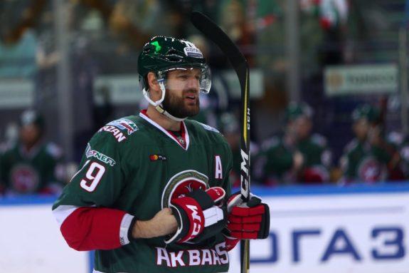 KHL Championship 2018-2019. Ak Bars (Kazan) - Spartak (Moscow)