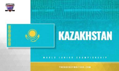2020 WJC Team Kazakhstan Preview